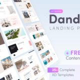Dandya XD Templates Bundle